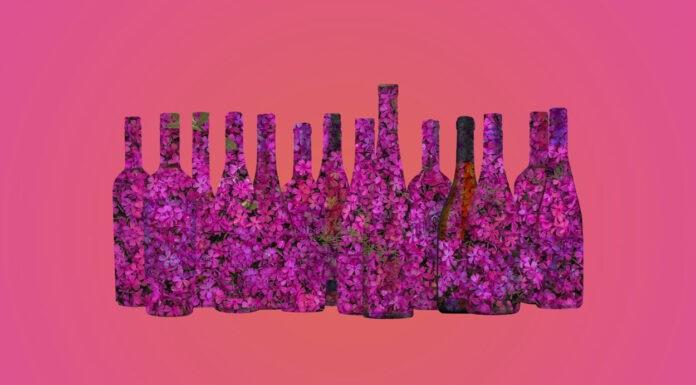 vinos rosados de primavera