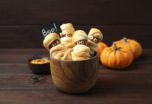 comidas de Halloween